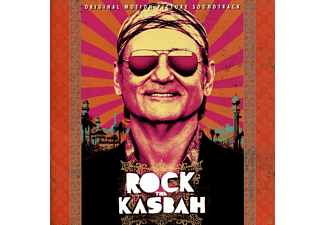 VARIOUS - Rock The Kasbah - (CD)