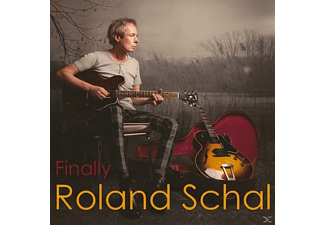 Roland Schal - Finally - (CD)