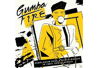 VARIOUS - Gumba Fire:Bubblegum Soul & Synth-Boogie - (CD)