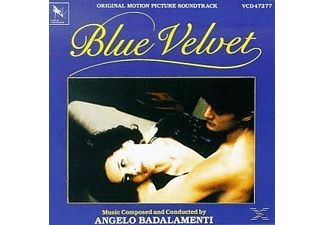 Angelo Badalamenti - Blue Velvet (OST) - (CD)