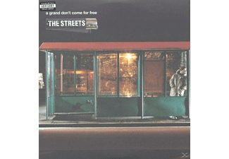 The Streets - A GRAND DON'T COME FOR FREE - (Vinyl)