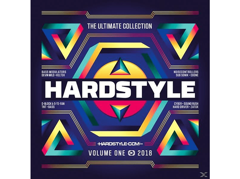 VARIOUS - Hardstyle Ultimate Collection 01/2018 [CD]