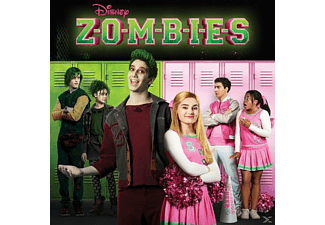 VARIOUS - Zombies (Original TV Movie Soundtrack) - (CD)