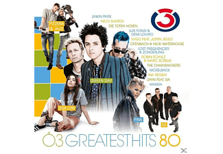 Diverse Pop - Ö3 Greatest Hits Vol.80 - (CD)