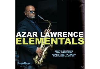 Azar Lawrence - Elementals - (CD)