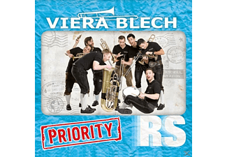 Viera Blech - Priority - (CD)
