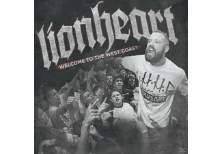 Lionheart - Welcome To The West Coast - (Vinyl)