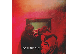 Arms And Sleepers - Find The Right Place - (LP + Download)