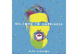 Alex Highton - Welcome To Happiness - (CD)