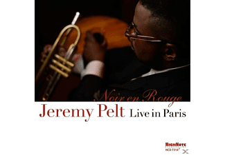 Jeremy Pelt - Noir En Rouge-Live In Paris - (CD)