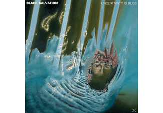 Black Salvation - Uncertainty Is Bliss (Black LP Single Jacket+MP3) - (LP + Download)