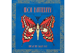Iron Butterfly - Live At The Galaxy 1967 - (Vinyl)