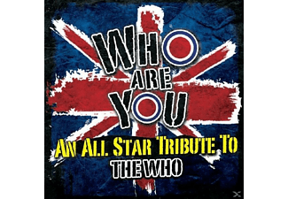 VARIOUS - Who Are You: An All-Star Tribute To The Who - (CD)