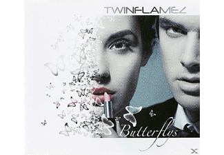 Fischer,Mark/Teixeira,Sara - Twinflamez: Butterflys (Single) - (CD)