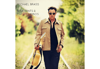 Michael Brass - BLUEPRINTS & TWISTED MIND - (CD)