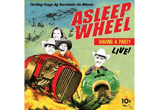 Asleep at the Wheel - Havin' A Party Live - (CD)