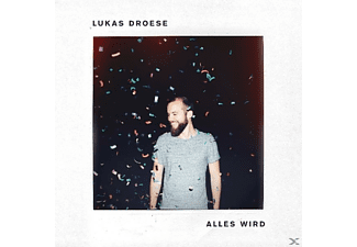 Lukas Droese - Alles wird - (CD)