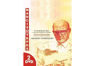 Narciso Yepes - Grandes Interpretes - (DVD)