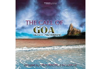 VARIOUS - Call Of Goa 3 - (CD)