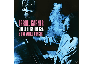 Erroll Garner - Concert By The Sea/One World Concert - (CD)