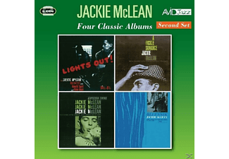 Jackie Mclean - Four Classic Albums - (CD)
