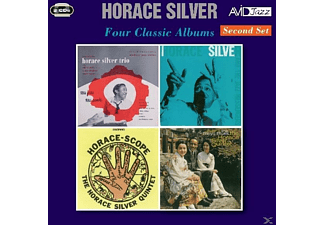 Horace Silver - Four Classic Albums-Second Set - (CD)