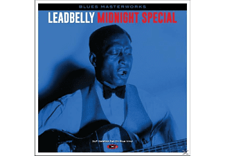Leadbelly - Midnight Special (blaues Vinyl) - (Vinyl)