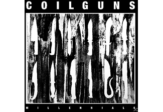Coilguns - Millennials - (CD)