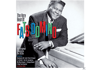 Fats Domino - Very Best Of - (CD)