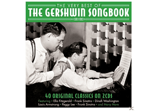 VARIOUS - Very Best Of Gershwin Songbook - (CD)