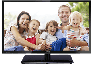 LENCO LED 2422, 60 cm (23.6 Zoll), Full-HD, LED TV, DVB-T2 HD, DVB-C, DVB-S, DVB-S2