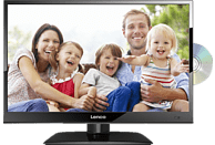 LENCO DVL-1662BK 12V/230V LED TV (Flat, 16 Zoll/40 cm, HD-ready)