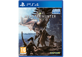 CAPCOM PS4 Monster Hunter: World
