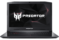 ACER Predator Helios 300 (PH317-52-51LG), Gaming Notebook mit 17.3 Zoll Display, Core™ i5 Prozessor, 8 GB RAM, 512 GB SSD, GeForce® GTX 1050 Ti, Schwarz
