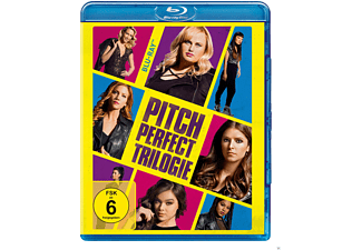 Pitch Perfect Trilogie - (Blu-ray)