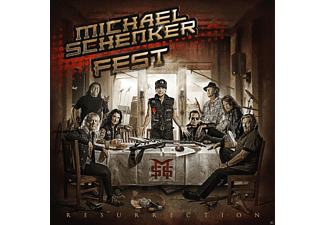 Michael Schenker Fest - Resurrection - (CD + DVD Video)
