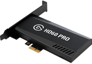 ELGATO Game Capture HD60 Pro, Schwarz