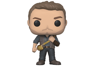 FUNKO UK Jurassic World: Fallen Kingdom Pop! Vinyl Figur Owen Grady Vinylfigur, Mehrfarbig