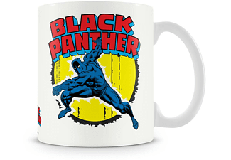 Black Panther Marvel Tasse Logo