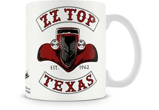 ZZ-Top Tasse Texas 1962