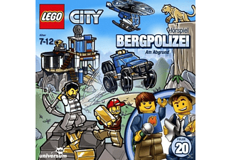 LEGO City 20: Bergpolizei (CD) - 1 CD - Kinder/Jugend