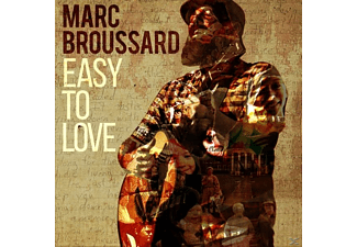 Marc Broussard - Easy To Love - (CD)