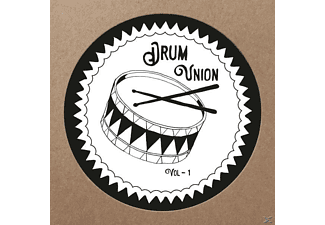 Manuel/wah-chu-ku Various/look Like/fischer - Drum Union Vol.1 - (Vinyl)
