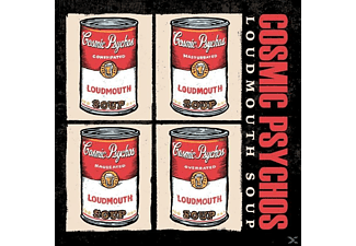 Cosmic Psychos - Loudmouth Soup - (CD)