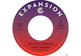 Dionne Warwick - Move Me No Mountain/(I'm) Just Being Myself - (Vinyl)