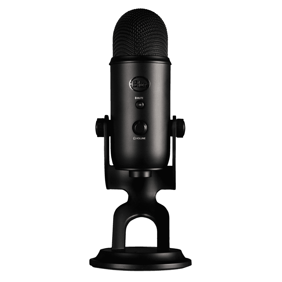 BLUE MICROPHONES Yeti Blackout + Assassin´s Creed® Origins EU Version-First Receipts July 1 Mikrofon Schwarz