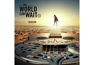Waylon - The World Can Wait | LP
