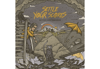 Settle Your Scores - Better Luck Tomorrow - (CD)
