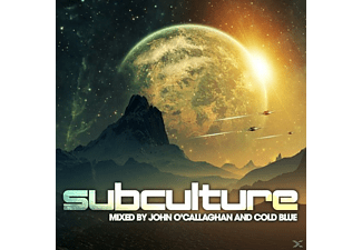 Cold Blue, John O'Callaghan, VARIOUS - Subculture - (CD)
