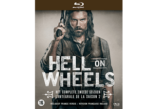 Hell on Wheels - Seizoen 2 - Blu-ray